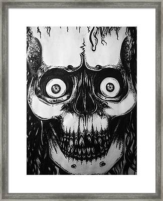 Still Alive Framed Print by Elaine Alonzo