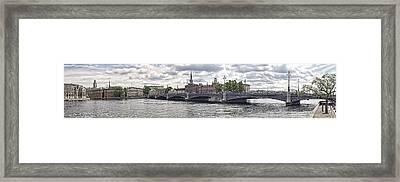 Stockholm Framed Print by Mauro Celotti
