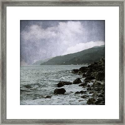Storm Framed Print by Ioannis Kontomitros
