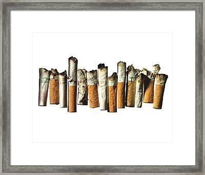 Street Finds 1 Framed Print by Michael Kraus
