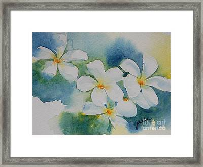 Summer Day Framed Print by Gretchen Bjornson