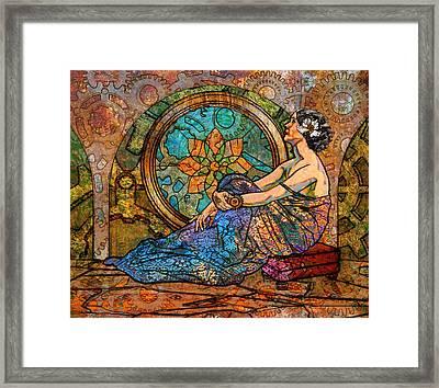 Summer Time Framed Print by Mary Ogle