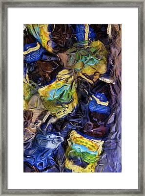Summerfest Framed Print by Steven Richardson