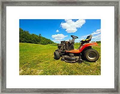 Summertime. Framed Print by Kelly Nelson