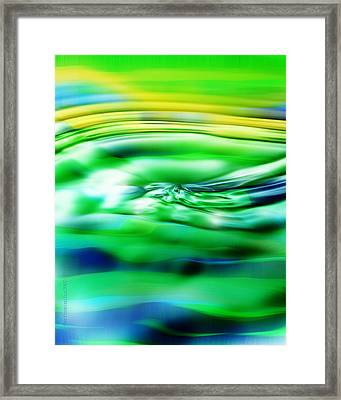 Summertime Framed Print by Mimulux patricia no