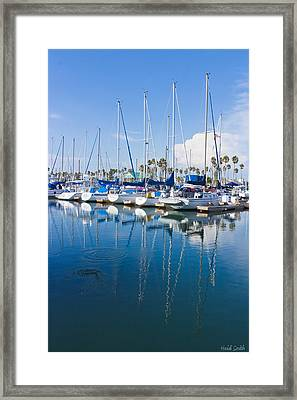 Sunday Afternoon Framed Print by Heidi Smith