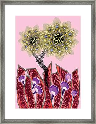 Sunflowers Framed Print by Foltera Art