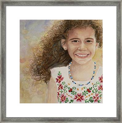 Sunshine Framed Print by Catalina Rankin