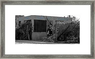 Surfside Market Framed Print by Cheryl Young