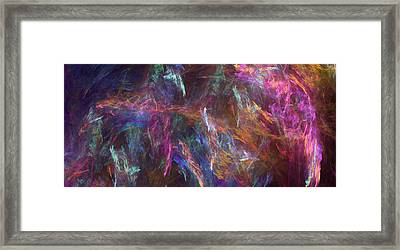 Surtido Framed Print by RochVanh
