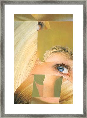 Swedish Thing Framed Print by Michal Rezanka