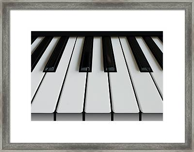 Sweet Music Framed Print by Maciej Toporowicz, NYC