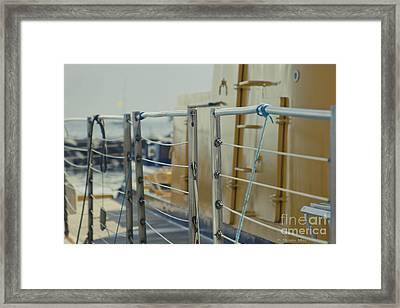 Sweet Sub Framed Print by Sharon Mau