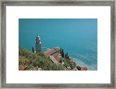 Switzerland, Ticino Framed Print by Hiroshi Higuchi