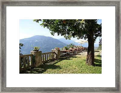 Take A Rest Framed Print by Christiane Schulze Art And Photography
