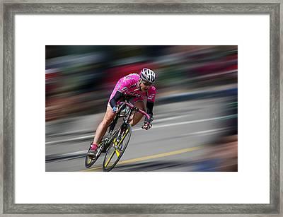 Take It Framed Print by Vicki Pelham