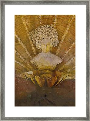 Tapestry Two  Framed Print by Carolyn Marchetti
