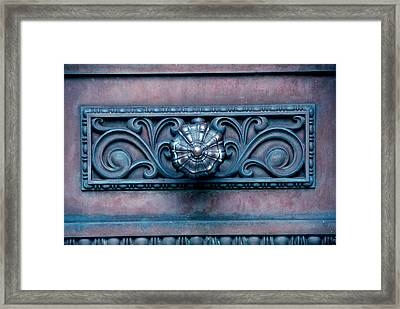 Tarnish Framed Print by Phil Bongiorno