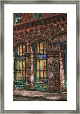 Tarnished Framed Print by Brenda Bryant