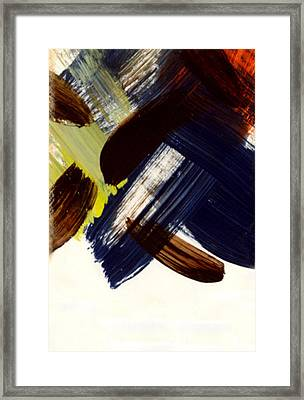 Tattered And Swift  Framed Print by Kimanthi Toure