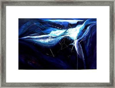 Taurus II Framed Print by Brenda Ullrich