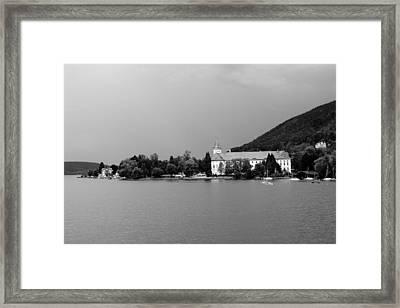Tegernsee Framed Print by Ralf Kaiser