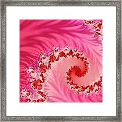 Tendrils Framed Print by Sharon Lisa Clarke