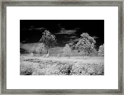 Tennessee Country Side Framed Print by Paul Bartoszek