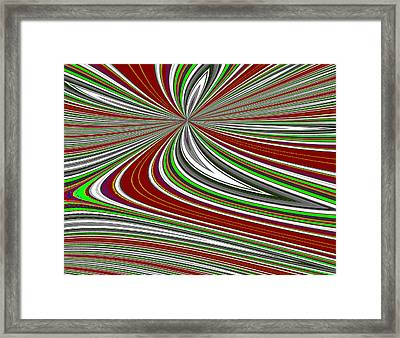 Terra No.3 Framed Print by Danny Lally