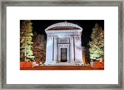 The Academy  Framed Print by JC Findley