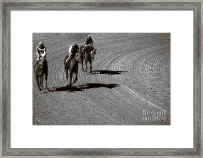 The After Burn  Framed Print by Steven  Digman