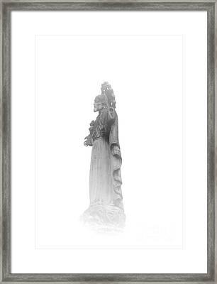 The Ascension Framed Print by Al Bourassa