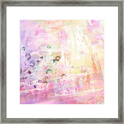 The Big Rock Candy Mountains Framed Print by Rachel Christine Nowicki