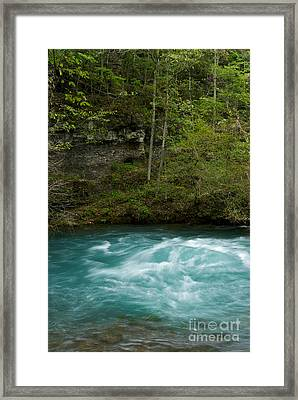 The Boil Framed Print by Chris  Brewington Photography LLC