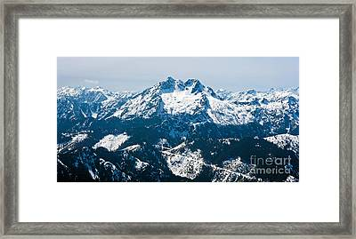 The Brothers Framed Print by Mike Reid