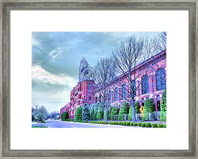 The Colgate-pamolive Company Building II Framed Print by Steven Ainsworth