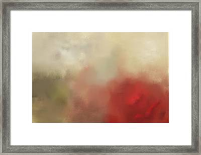 The Coming Storm Framed Print by Jeff Montgomery