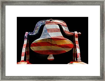 The Cs Bell Company Framed Print by Steven  Michael