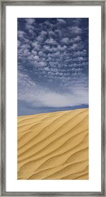 The Dunes 2 Framed Print by Mike McGlothlen