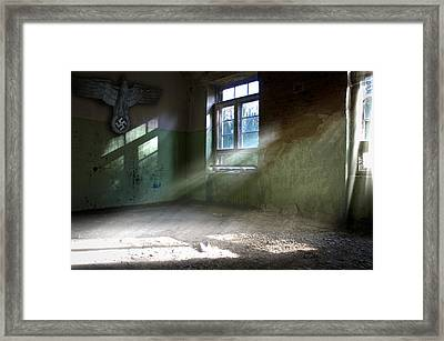 The Eagle Room. Framed Print by Nathan Wright