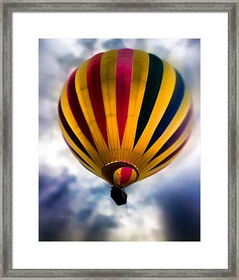 The Floating Dream Framed Print by Bob Orsillo