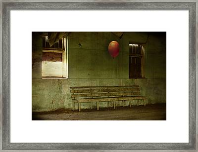 The Forgotten Party  Framed Print by JC Photography and Art