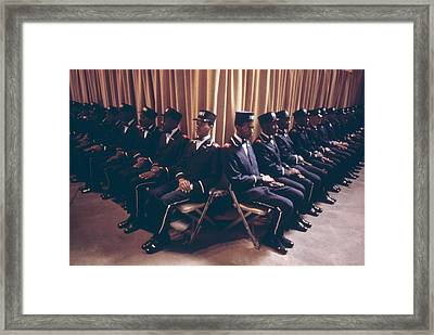 The Fruit Of Islam Body Guards Framed Print by Everett