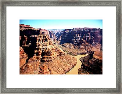 The Grand Canyon Framed Print by Photographed by Victoria Phipps ©