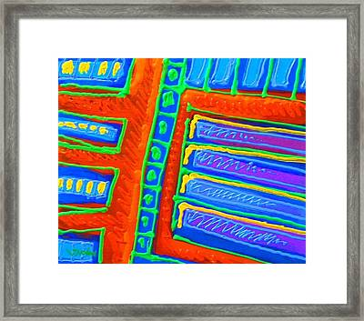 The Greater The Potential Framed Print by John  Nolan
