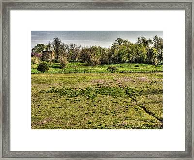 The Jewel Framed Print by William Fields