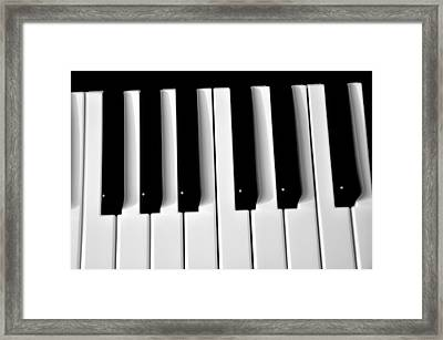 The Keys To The Kingdom Framed Print by Bill Cannon
