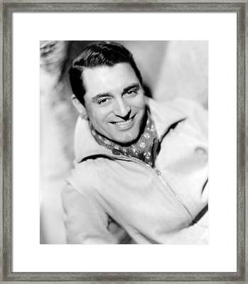 The Last Outpost, Cary Grant, 1935 Framed Print by Everett