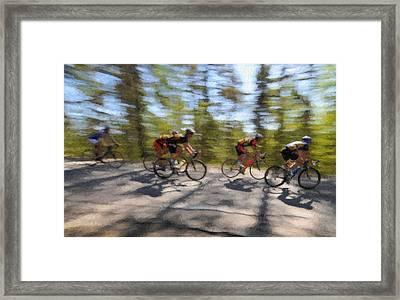 The Leading Group  Framed Print by Ari Salmela