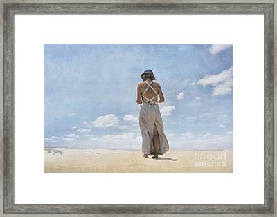 The Letter Framed Print by Paul Grand
